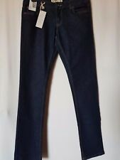 WOMENS JUST JEANS SUPA SKINNY STRETCH SIZE 12 LEG 32 NWT RRP $69.95 FREE POSTAGE