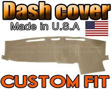 fits 2009-2014  FORD ECONOLINE VAN FULL SIZE DASH COVER DASHBOARD MAT  / BEIGE