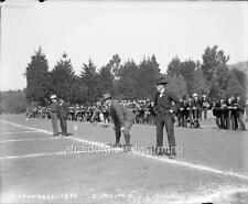 "Photo 1890s Univ Calif Berkeley ""Football Referees"""