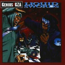 Genius/GZA - Liquid Swords [CD]