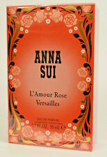 L'Amour Rose Versailles by Anna Sui  Perfume  50ml Eau De Parfum Spray  NEW