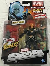 MARVEL LEGENDS GHOST RIDER RED VARIANT BUILD TERRAX 6 OF 6  NEW