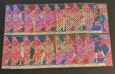 2019-20 Panini Mosaic Pink Camo Mosaic Prizm U Pick You Choose Complete Your Set