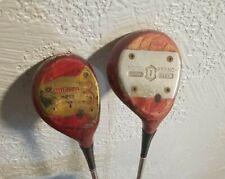 WILSON  Golf Club - Model  D 2 Reg +3  Reg. No.  4250  - Wood
