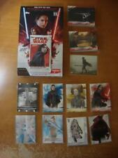 SALE! 2018 Star Wars The Last Jedi S 2 Master Set 181 Cards Base + 8 Insert Sets