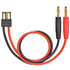 Courant haute tension Câble de charge contact doré TRX pour TRAXXAS Akku
