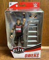 Kevin Owens WWE Mattel Elite Series 80 Action Figure NIB New Wrestler Wrestling