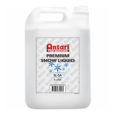 Antari Premium Snow Liquid Fluid 5L for Snow Machine