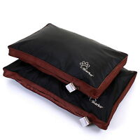 Large Dog Pet Cat Bed Mattress Waterproof Cushion Washable Removable Cover Puppy