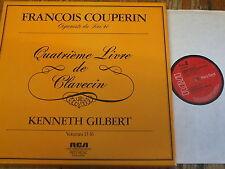 LHL4 5096 Couperin Quatrieme Livre Vols. 13 - 16 / Gilbert 4 LP box