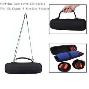1X Carrying Case Cover Storage Bag For JBL Charge 3 Wireless Bluetooth Speaker