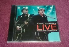 The Everly Brothers Live CD 2008 TGG Direct Brand New Sealed Cathy's Clown