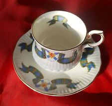 Vintage Cup and Saucer Fine Bone China