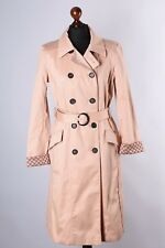 Celine Paris Authentic Classic Double-Breasted Trench Coat Size L / UK12 / EU 4