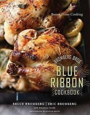Bromberg Bros. Blue Ribbon Cookbook: Better Home Cooking-ExLibrary