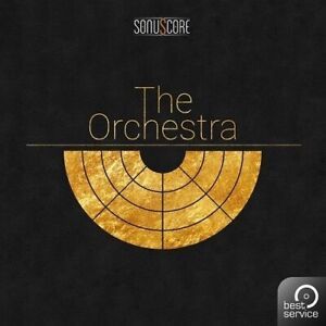 New Best Service SonuScore The Orchestra All-in-one 80 Player Orchestral Library