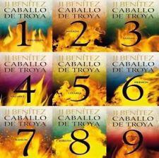 Caballo De Troya Saga Completa 10 Libros digital Pdf