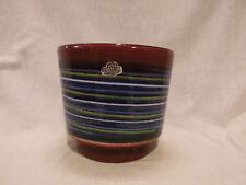1von2 BAY Übertopf Cachepot planter groß west german pottery design 70s 70er