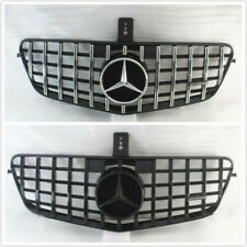 For Mercedes Benz W212 E-Class GT GTR Style Front Grille Sedan / Wagon 2010-2013