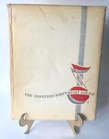 Vintage 1948 Mirage Yearbook University of New Mexico Albuquerque