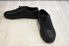 GUESS Barette Faux Leather Court Shoes, Men's Size 10.5M, Black