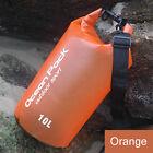 2l-30l PVC Impermeable Bolsa Seca Saco Bolsa pfor Flotante barco kayak acampada