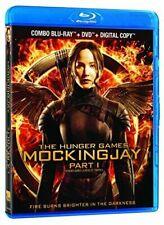 The Hunger Games: Mockingjay Part 1 - Blu-ray/DVD 2015 Bilingual No Digital Copy