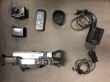 Canon 3CCD Digital Video Camcorder GL2 NTSC