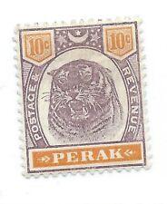Malaya and Straits Settlements Single Stamps