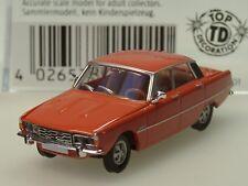 Brekina Rover V8 3500 S, orange - 15101 - 1:87