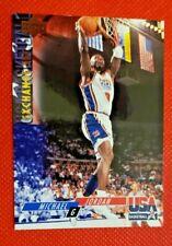 1993-94 Upper Deck SE USA Trade #5 Michael Jordan Team: Team USA BK