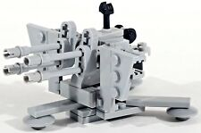 World War 2 German 2cm FLAK 38 Anti-Aircraft Gun WW2 made with real LEGO® bricks