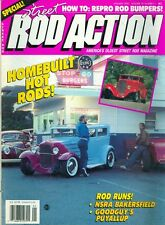 1989 Street Rod Action Magazine: Homebuilt Hot Rods/NSRA Bakersfield/Goodguy's