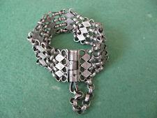 More details for vintage yemeni silver bangle