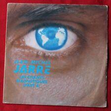 Jean Michel Jarre, les chants magnetiques (part 4), SP - 45 tours France