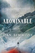 The Abominable by Dan Simmons (2014, Trade Paperback)