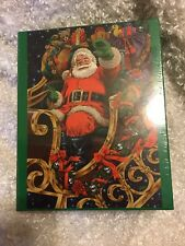Christmas Party 1000 Pc Puzzle Santa Claus by Brother Sister Design New Sealed
