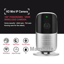 HD 1080P Wifi Smart IP Camera Home Security Network CCTV Surveillance Detector