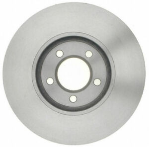 Silent Stop SB66841 Disc Brake Rotor-Natural Front