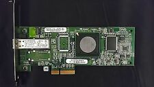 QLogic QLE2460 Dell UD551 PCIe x4 4GB Fibre Channel FC HBA PX2510401