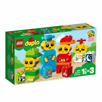10861 LEGO Duplo Creative Play My First Emotions 28 Pieces Age 1+
