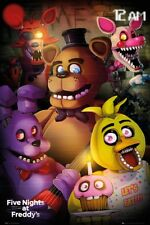 Five Nights At Freddy's Group Maxi Poster 61 x 91,5 cm