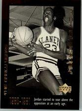 1999 Upper Deck Michael Jordan The Early Years card#4