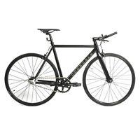 700C Fixed Gear Bike Single Speed Urban Fixie Bike Road Bike 500cm Frame US