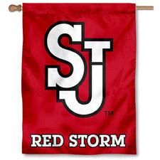 St. Johns Redmen House Flag