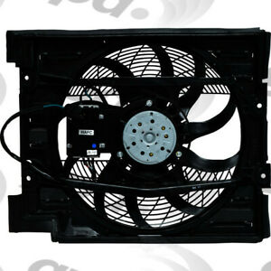 Engine Cooling Fan Assembly Global 2811456
