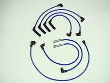 Land Cruiser 4.2L 81-87 8 mm Platinum Class Laser Mag Spark Plug Wire Set 28117