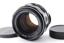 Pentax Super Multi Coated Takumar 50mm f/1.4 M42 Screw Mount Lens [Excellent-]