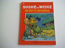 Suske en Wiske 185. De botte botaknol  1983