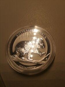 Koala Silber 2016 1 unze oz Silber Silbermünze selten gekapselt